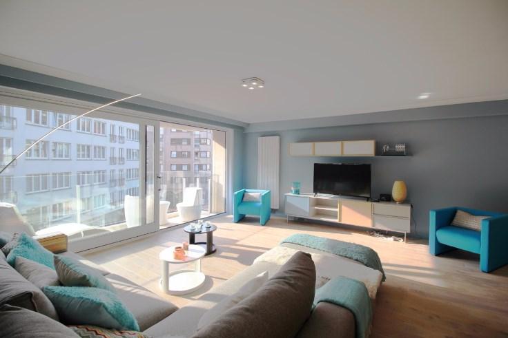 Superbe appartement rénové, terrasse vue mer, box garage