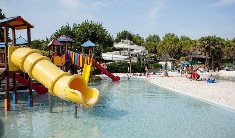 Sur la presqu'île de Cavallino, un parc naturel proche de Venise !
