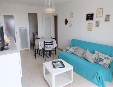 Location vacances Saint-Hilaire-de-Riez -  Appartement - 5 personnes - Télévision - Photo N° 1