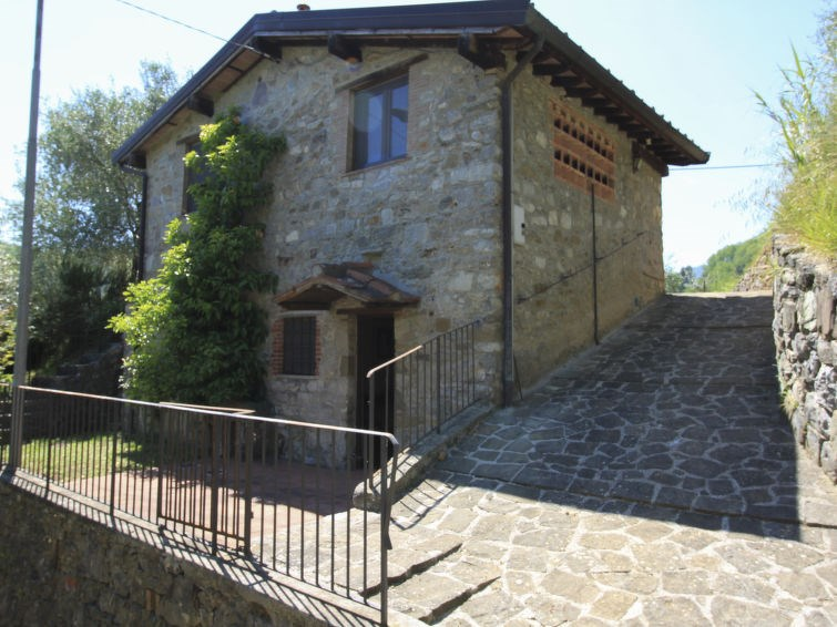 Maison pour 3 personnes à Borgo a Mozzano