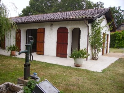 Location vacances Gaillan-en-Médoc -  Gite - 4 personnes - Barbecue - Photo N° 1