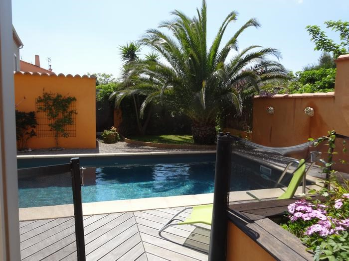 Holiday rentals Le Barcarès - House - 8 persons - BBQ - Photo N° 1