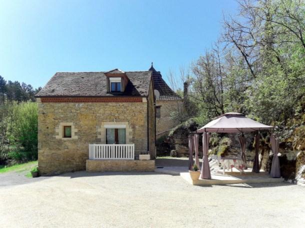 Location vacances Dégagnac -  Maison - 4 personnes - Barbecue - Photo N° 1