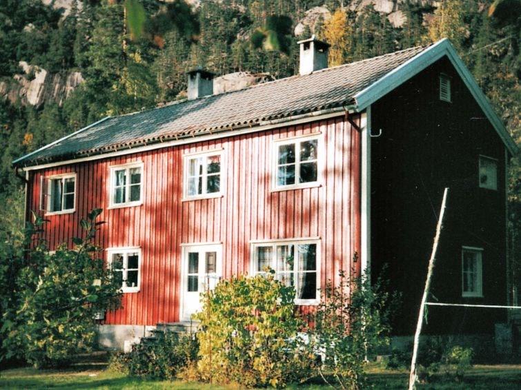 Maison pour 7 à Nissedal