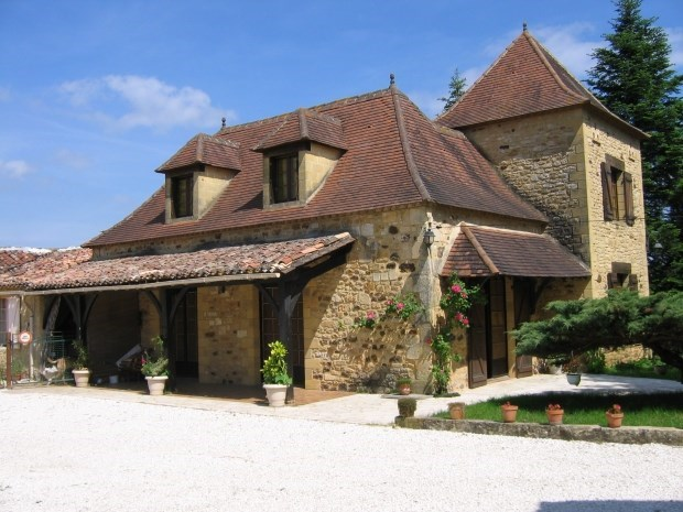 PERIGOURDINE HOUSE WITH PRIVATE POOL IN THE COUNTR - Saint Avit Sénieur