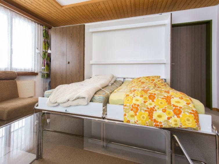 Appartement pour 1 personnes à Obersaxen Affeier