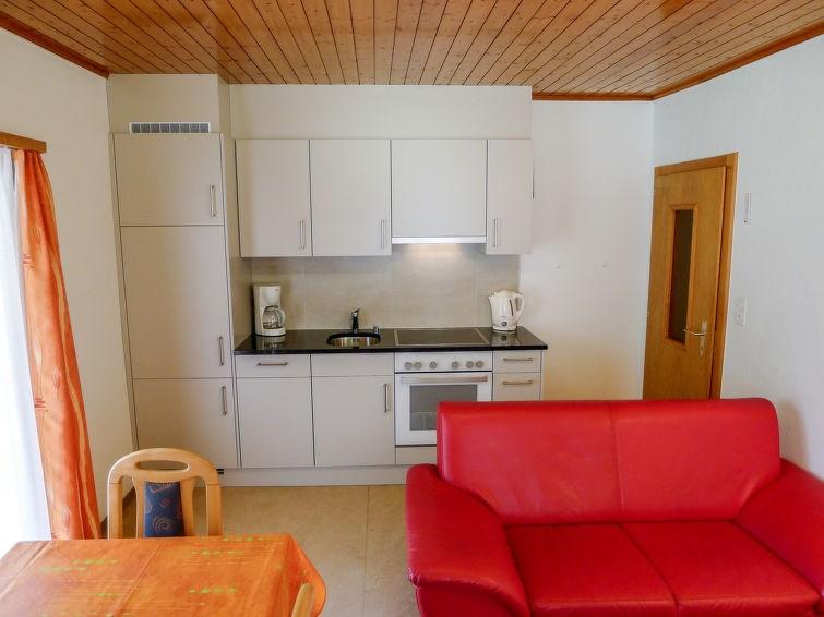 Appartement pour 3 personnes à Stalden