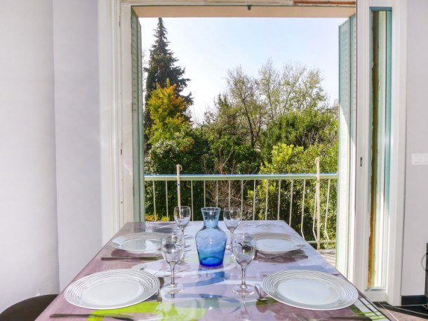 Location vacances Le Lavandou -  Appartement - 4 personnes - Barbecue - Photo N° 1