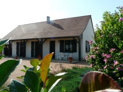 Location vacances Bessay -  Gite - 6 personnes - Barbecue - Photo N° 1