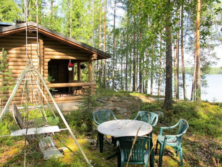 Studio pour 3 personnes à Tuusniemi