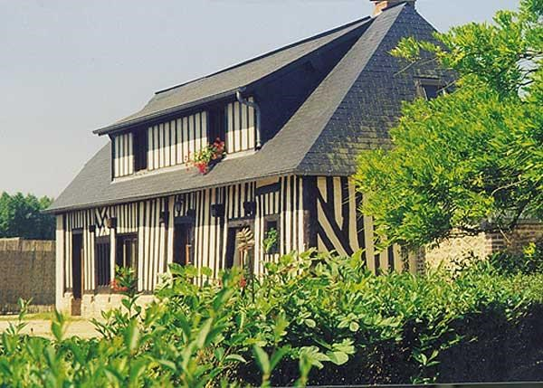 Holiday rentals Cricquebœuf - House - 7 persons - BBQ - Photo N° 1