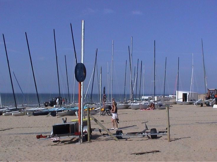 APPARTEMENT TE HUUR SINT-IDESBALD op 50m van de surfclub KYC