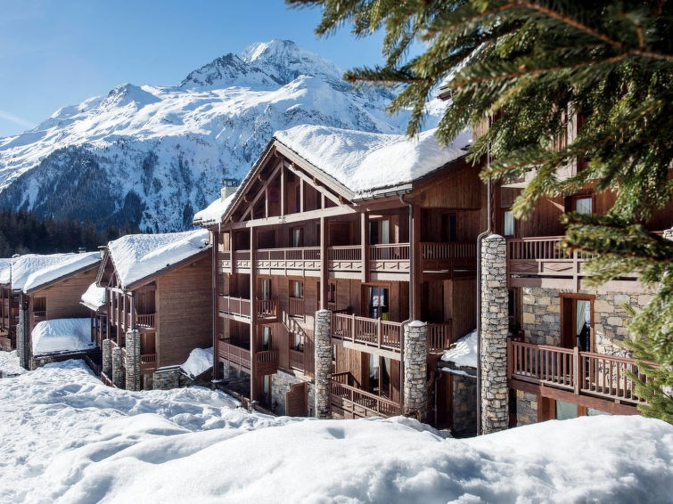 Location vacances Sainte-Foy-Tarentaise -  Appartement - 6 personnes -  - Photo N° 1