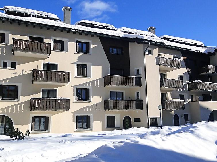 Appartement pour 2 personnes à Silvaplana-Surlej