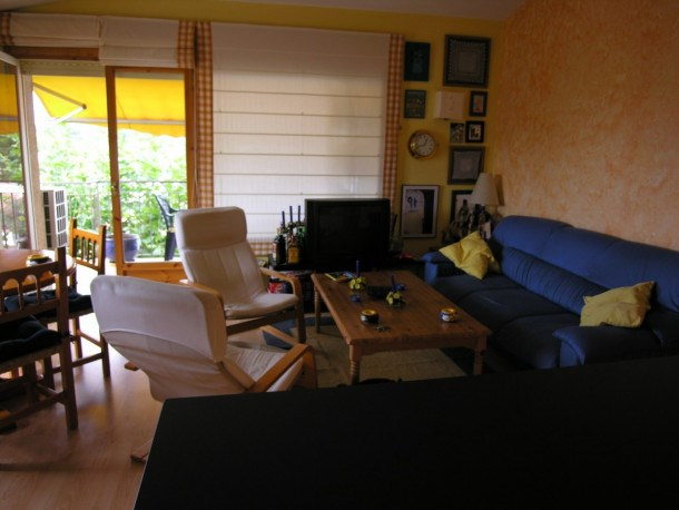 Location vacances Palamós -  Appartement - 6 personnes - Télévision - Photo N° 1