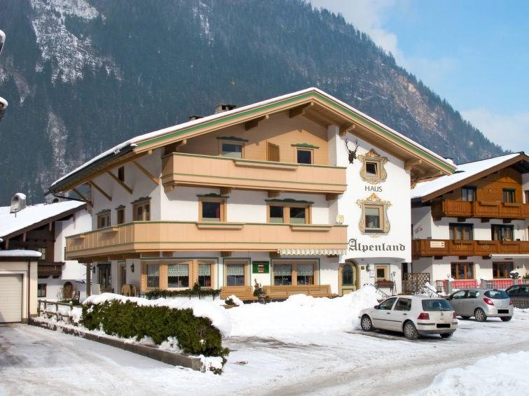 Location vacances Mayrhofen -  Appartement - 3 personnes -  - Photo N° 1