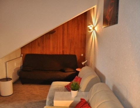 Location vacances Les Deux Alpes -  Appartement - 4 personnes - Ascenseur - Photo N° 1