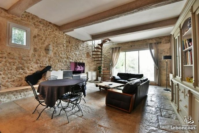 Location vacances Gigean -  Maison - 8 personnes - Barbecue - Photo N° 1