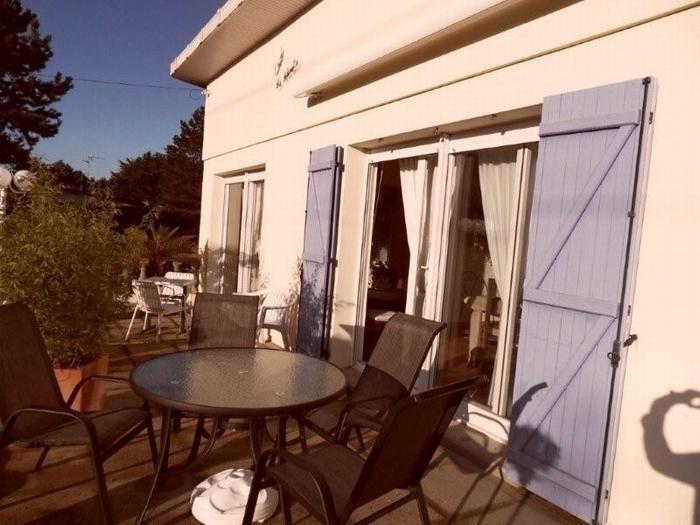 Villa pour 6 pers. avec parking privé, Saint-Germain-sur-Ay