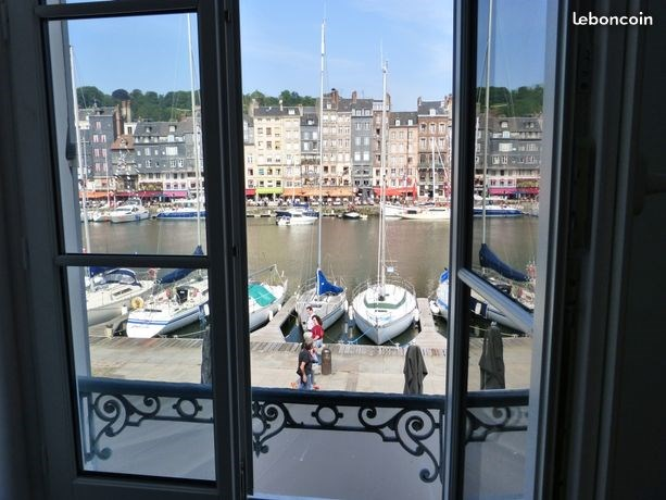 Location vacances Honfleur -  Appartement - 5 personnes - Câble / satellite - Photo N° 1