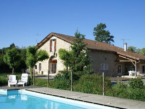 Location vacances Blaignac -  Maison - 12 personnes - Barbecue - Photo N° 1