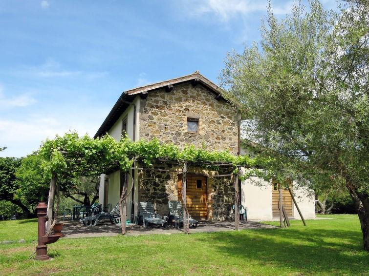 Maison pour 4 personnes à Lago di Bolsena