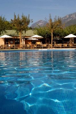 Location vacances Albanyà -  Maison - 5 personnes - Table de ping-pong - Photo N° 1