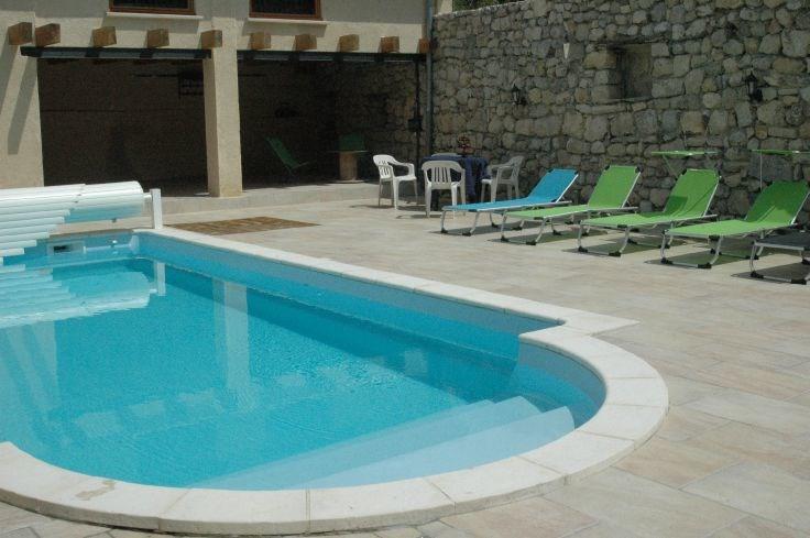 Location vacances Buis-les-Baronnies -  Maison - 7 personnes - Balcon - Photo N° 1