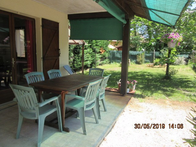 Holiday rentals Sanguinet - House - 5 persons - BBQ - Photo N° 1