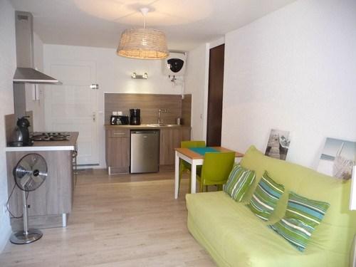 Location vacances Le Barcarès -  Appartement - 4 personnes - Salon de jardin - Photo N° 1