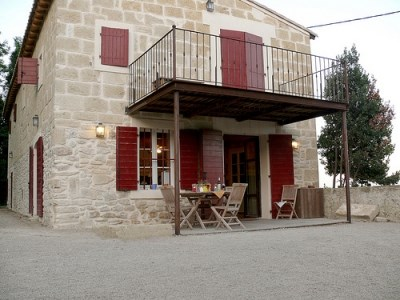 Location vacances Aimargues -  Gite - 8 personnes - Barbecue - Photo N° 1