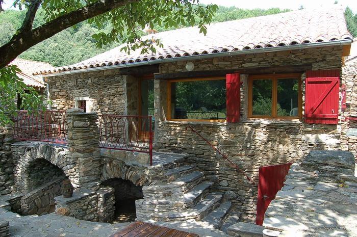Location vacances Lamalou-les-Bains -  Maison - 7 personnes - Barbecue - Photo N° 1