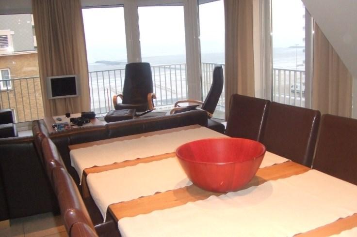 Appartement in Nieuwpoort met prachtig zeezicht