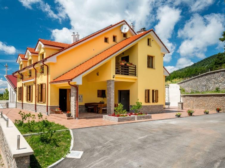 Maison pour 10 personnes à Sveti Juraj