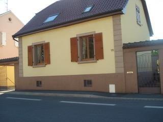 Maison pour 5 pers. avec parking privé, Colmar