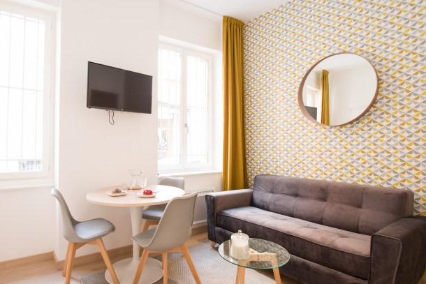 Location vacances Toulouse -  Appartement - 4 personnes - Chaîne Hifi - Photo N° 1