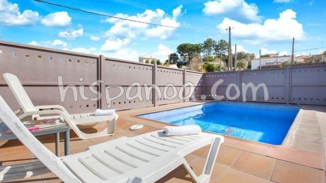 House for 6 ppl. with pool, Lloret de Mar