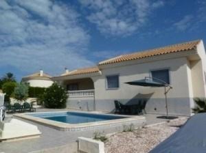 La Marina/Rojales: Villa 6pers,3ch-3sdb,piscine privée,...