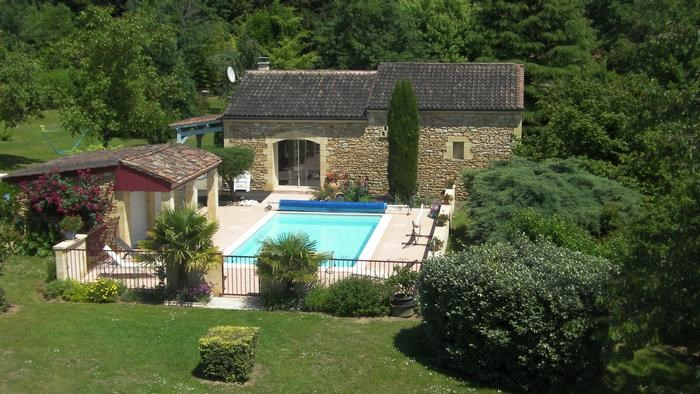 Location vacances Vitrac -  Maison - 4 personnes - Barbecue - Photo N° 1