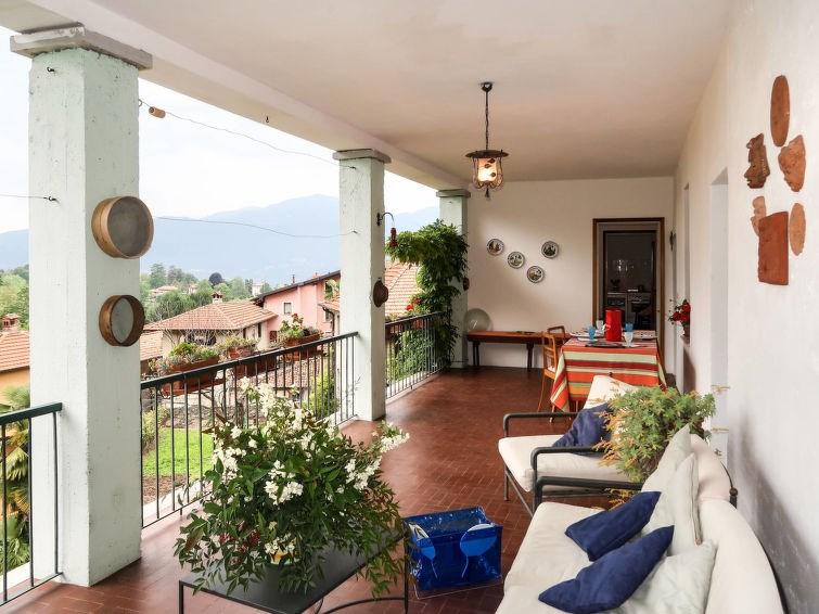 Appartement pour 6 à Porto Valtravaglia