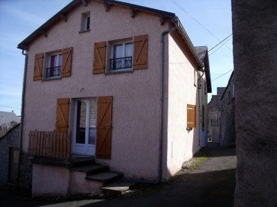 Holiday rentals Saint-Nectaire - Cottage - 4 persons - BBQ - Photo N° 1