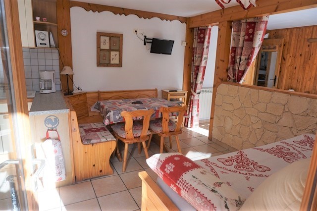 Location vacances Les Contamines-Montjoie -  Appartement - 4 personnes - Barbecue - Photo N° 1