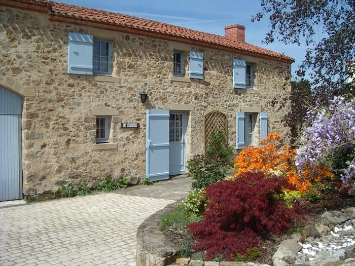 Holiday rentals Les Herbiers - Cottage - 5 persons - BBQ - Photo N° 1