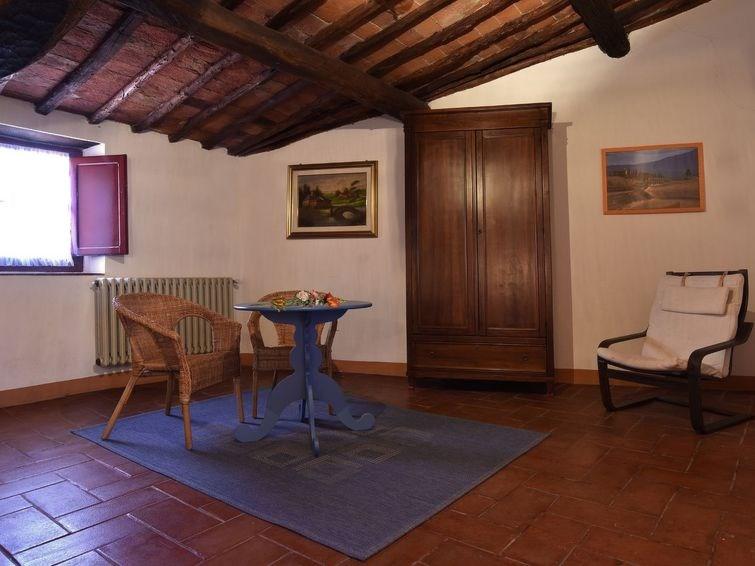 Appartement pour 3 personnes à Gaiole in Chianti