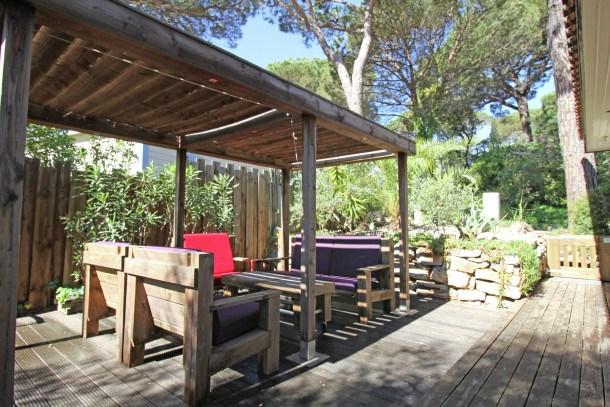 Location vacances Gassin -  Maison - 5 personnes - Lecteur DVD - Photo N° 1