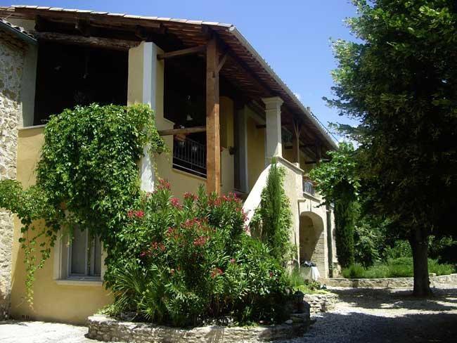Appartement pour 4 pers. avec piscine, Mollans-sur-Ouvèze