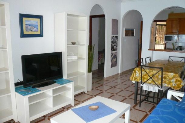 Location vacances Santa Pola -  Appartement - 7 personnes - Barbecue - Photo N° 1