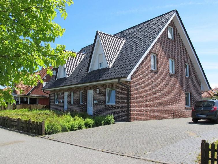 Appartement pour 3 personnes à Wiek