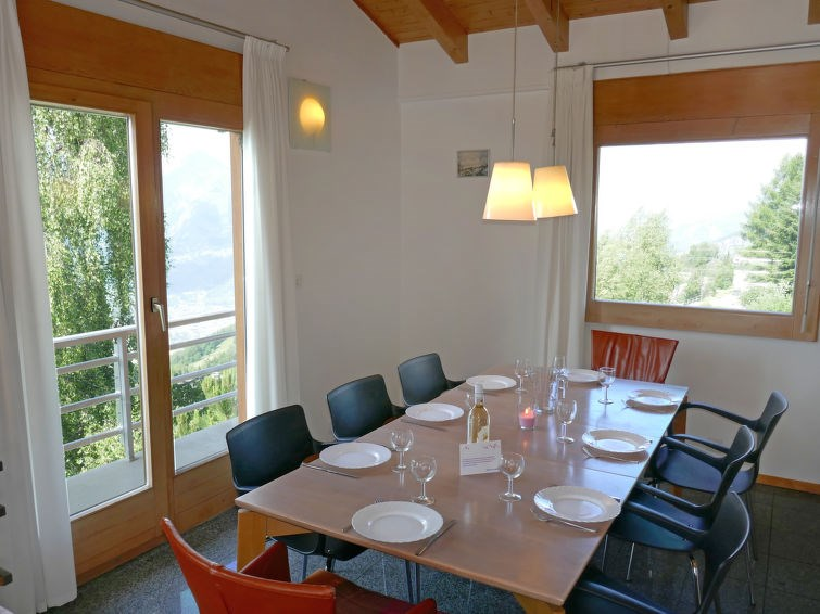 Location vacances Nendaz -  Maison - 8 personnes -  - Photo N° 1