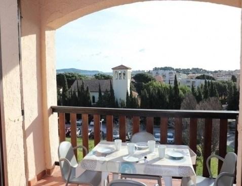Location vacances Cavalaire-sur-Mer -  Appartement - 4 personnes - Terrasse - Photo N° 1